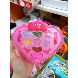 Đồ chơi mỹ phẩm cho trẻ em, đồ trang điểm, bộ đồ hộp màu, quà tặng sinh nhật cho bé gái - Đồ chơi mỹ phẩm cho trẻ em, đồ trang điểm, bộ thumbnail