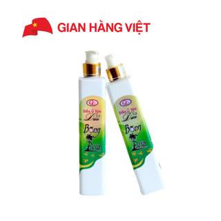 Dầu ủ tóc từ dừa Cửu Long chai 250ml - DUTD thumbnail