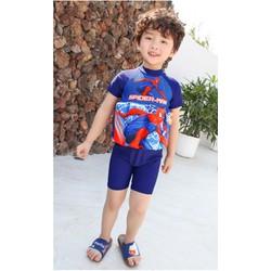 Đồ bơi bé trai trợ nổi kèm nón bơi DBBT12