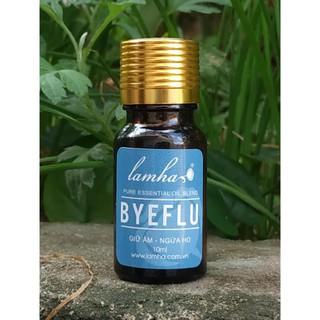 Tinh dầu giữ ấm - ngừa ho BYEFLU LAMHA 10ml - VN047LAMHA thumbnail