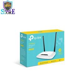 Router WiFi TPLink 841N chuẩn N 300Mbps chính hãng FPT phân phối