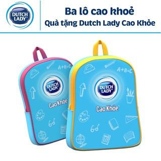 Balo dày, chắc cho bé CAO KHỎE (hàng khuyến mãi của sữa Dutch Lady) - balo thumbnail
