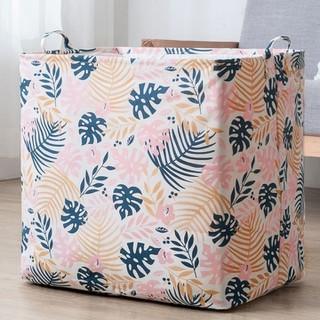 Túi vải họa tiết cỡ lớn 100L đựng chăn màn quần áo - TCM thumbnail