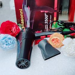 Máy sấy tóc tạo kiểu 2400W có chế độ ấm và mát - máy sấy tóc pana h