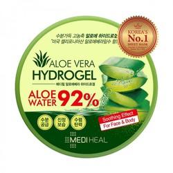 Gel Dưỡng Da Mediheal Aloe Vera Hydrogel 92% 300gr