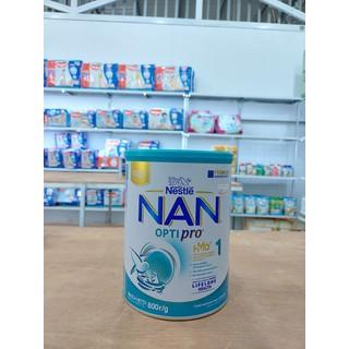 Sữa Bột Nan Nga Số 1 [ Mẫu Mới Nhất ] có HMO số 1 lon 800g và 400g - Sữa Nan Nga thumbnail