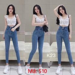 Quần jean nữ đẹp lưng cao size 38kg đến 62kg