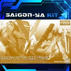 [RG] Mô hình Gundam Astray Gold Frame