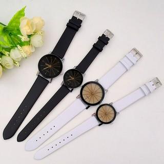 Đồng hồ thời trang nam nữ - D105 thumbnail