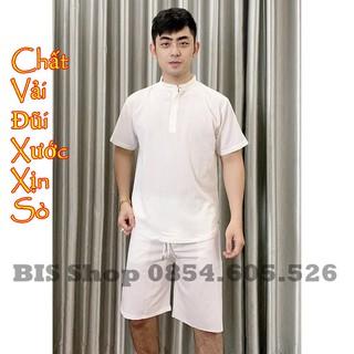 Bộ quần áo nam S89 cao cấp vải đũi - bỘ ĐŨI NAM thumbnail