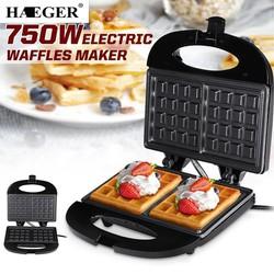 Máy làm bánh mì, Waffle quế, tàn ong đa năng tiện ích cho gia đình