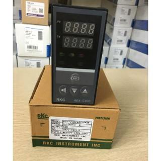 Combo Đồng hồ nhiệt Rkc REX C-400 và dây cảm biến can K - REX C-400 thumbnail
