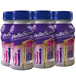 thùng 24 chai sữa nước pediasure BA hương vani 237ml date 2022