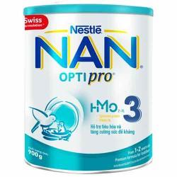 Sữa Bột Nan Optipro 3 HMO 900g
