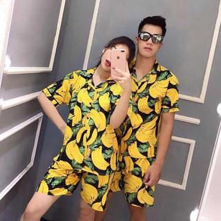 Bộ quần áo đi biển mùa hè - Bộ đôi quần áo - QADB-1 thumbnail