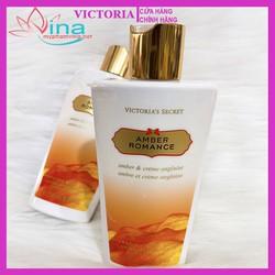 Sữa dưỡng thể nước hoa Victoria secret Amber Romance Lotion