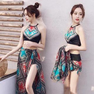 Set áo váy đi biển - N2080 thumbnail