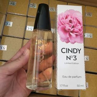 Nước hoa CINDY N3 phiên bản giới hạn 50ml - CINDYN3 thumbnail