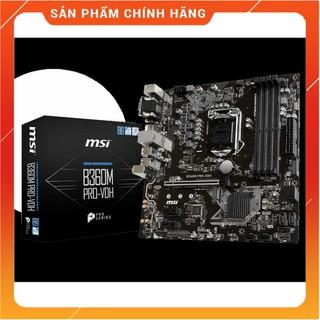 Main MSI B360M PRO-VDH Chipset Intel B360 Soet A1151 - iT6SEA6hRv thumbnail