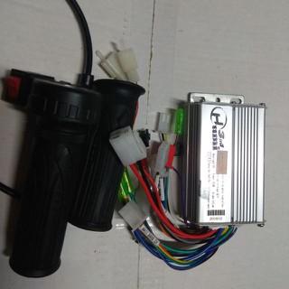 Combo chế xe điện scooter driff 36v 3 pha - 7220001955 thumbnail