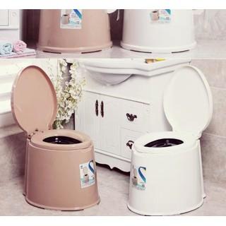 Bồn vệ sinh di động tiện lợi nhựa cao cấp-giao màu ngẫu nhiên [ĐƯỢC KIỂM HÀNG] 32562261 - 32562261 thumbnail