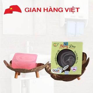 Xà bông từ dừa Cửu Long 100gr - XBD thumbnail