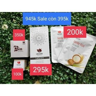 COMBO SỮA DƯỠNG BÍM SALE SỐC - Combo sale sốc dung dịch Ladycare Linh Hương thumbnail