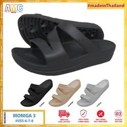 Dép Thái Lan nữ đế cao MONOBO - MONIGA 3