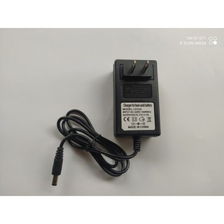 Sạc 12v 2a chuyên dụng cho xe điện trẻ em có đèn báo tự ngắt điện khi đầy bình - 8813220211 thumbnail