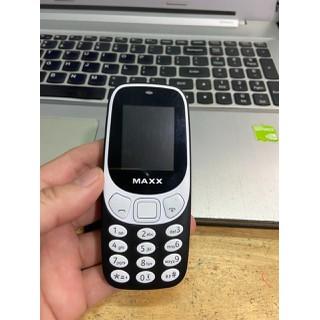 Điện thoại Maxx N3310 mẫu cổ điển MH 1.78 inch, 2sim, nghe FM, Nghe nhạc - Maxx N3310 màu ngẫu nhiên thumbnail