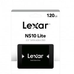 Ổ cứng SSD Lexar NS10 Lite 120GB 2.5 SATA III  6Gb/s