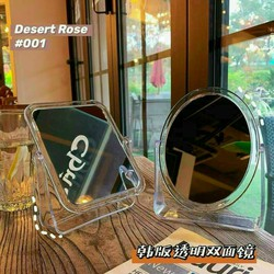 Gương 2 mặt, gương bày bàn, gương trang điểm, kiểu dáng thời trang Trang điểm đẹp hơn, nhanh hơn và đơn giản hơn. Không phải đứng hàng giờ liền trước gương treo tường, chỉ cần ngồi đúng tư thế và chỉnh mặ
