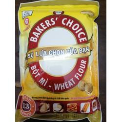 [1 Kg – Số 13] Bột mì làm bánh mì [VN] BAKERS CHOICE No.13 Bread flour (halal) (ntn-hk)