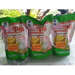 [mua nhóm]-Bánh Pía Đậu Xanh Sầu Riêng 250g - Date 25/08/2021