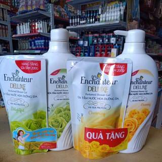 Sữa tắm Enchanter hương nước hoa 650g tặng túi sữa tắm 200 VÀNG - ENCHANTER4 thumbnail
