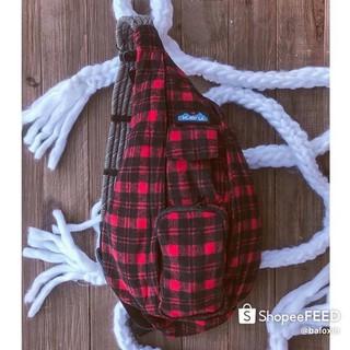 Balo đeo chéo kavu rope bag đi học đi chơi phong cách Hàn quốc cam kết chất lượng - 1426341085 thumbnail