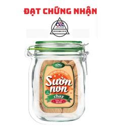 [BÁN CHẠY NHẤT] 250g Sườn Non Chay An Nhiên, Thịt Chay, Thực Phẩm Chay Dinh Dưỡng, Thuần Chay Healthy, Đồ Ăn Chay