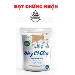 [CHẤT LƯỢNG CAO] Bóng Cá Chay An Nhiên 150g, Thịt Chay, Thực Phẩm Chay Dinh Dưỡng, Thuần Chay Healthy, Đồ Ăn Chay