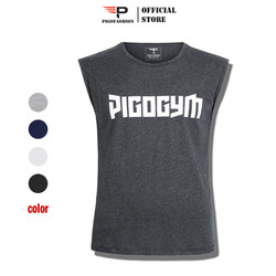 Bộ 3 áo thun tập gym nam Tank Top phong cách chuẩn men Pigofashion giao màu ngẫu nhiên - ASN01 FS1 [ĐƯỢC KIỂM HÀNG] 42507492