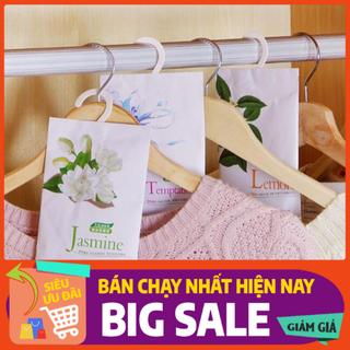 Túi thơm thảo dược thiên nhiên treo tủ quần áo, ô tô - UC-6640-382 thumbnail