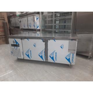 Tủ đông bàn inox 1m8 thanh lý hàng trưng bày - BX1800 thumbnail