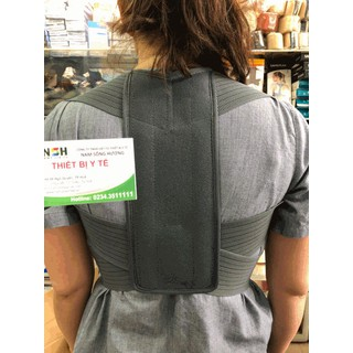 Đai chống gù lưng áo chống gù lưng trẻ em và người lớn ORBE , đai chỉnh hình cột sống lưng có nẹp bên trong orbe - ĐAI GÙ ORBE thumbnail