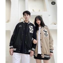 Áo  khoác bomber nữ nam  , áo khoác dù túi trong lót das số 5 , áo khoác dù cặp đôi