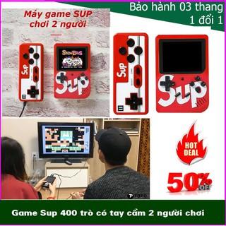 Máy Chơi Game Sup 400 Kèm Tay Cầm Chơi 2 Người chơi - Game sup 400 2 người thumbnail