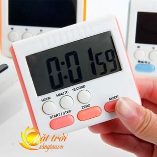 Đồng hồ bấm giờ đếm ngược điện tử mini V3 - donghov3 thumbnail