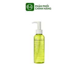 Dầu tẩy trang, tẩy mọi lớp make up cứng đầu Innisfree Apple Seed Cleansing Oil 150ml