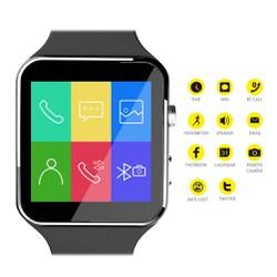 Đồng hồ thông minh Smart Watch Cao Cấp X6 màn hình cong - Bảo hành chính hãng 12 tháng