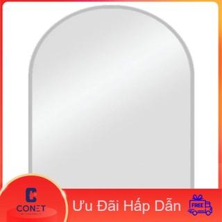 Gương nhà tắm ,gương soi nhà tắm dài đủ loại kích thước 45x60 (60x80) vuông,oval,bán nguyệt sang đẹp siêu bền CONET THAILAND - Gương nhà tắm thumbnail