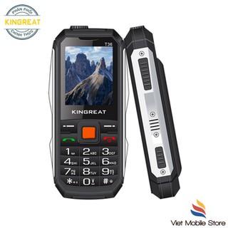 Điện thoại Kingreat T36 - Pin 2000mah - Loa to - Hàng chính hãng mới 100% - Kingreat T36 thumbnail