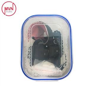 Combo hộp chống ẩm 2.6 lít dòng 4 khóa cho máy ảnh mirroless,film gồm hộpẩm kế100g hạt hút ẩm tặng khăn lau lens - MVN Studio [ĐƯỢC KIỂM HÀNG] 42867905 - 42867905 thumbnail